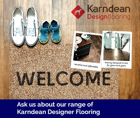 Ask us about Karndean