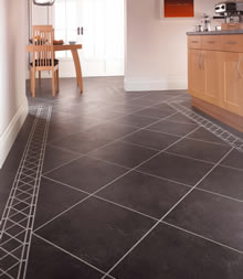 Domestic Flooring for the Kitchen